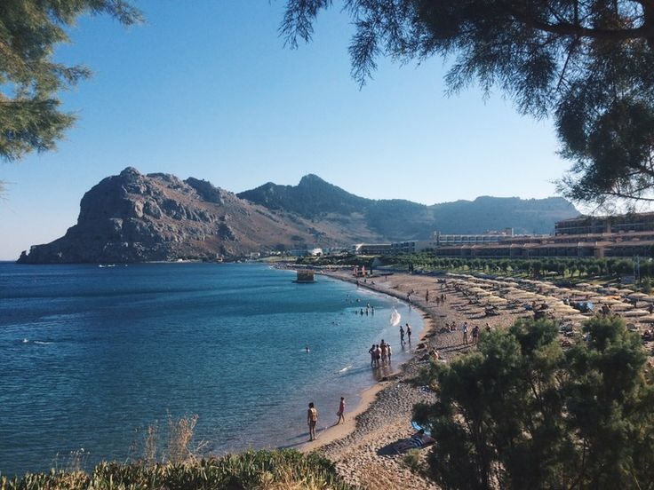 Rhodos: The Island of Sun, 4 places you must see! #rhodes #greece