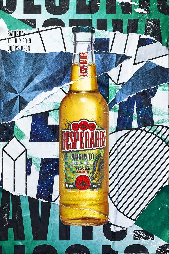 Desperados Iconic Party Poster Campaign Launches New Identity We Are Pi News In 2020 Party Poster Club Poster Flavored Beer