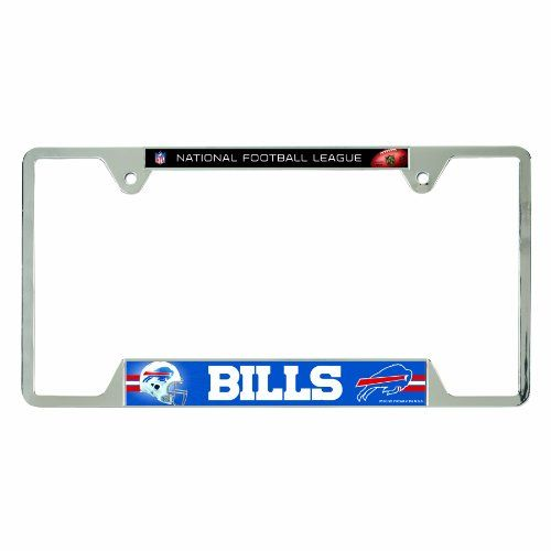 NFL Buffalo Bills Metal License Plate Frame -- Read more reviews of the product by visiting the link on the image.