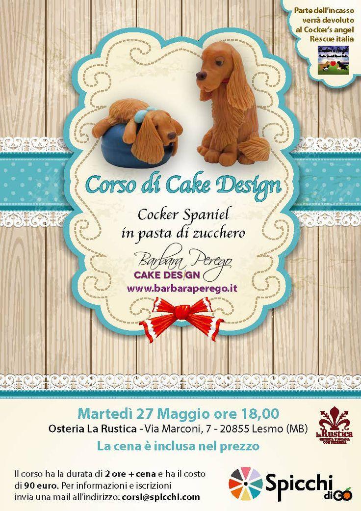 Corso di cake design animalist a Milano!