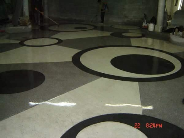 Concreto Queimado, Piso Korodur, Granitina Lavada, Impermeabilização - Portal das Pedras