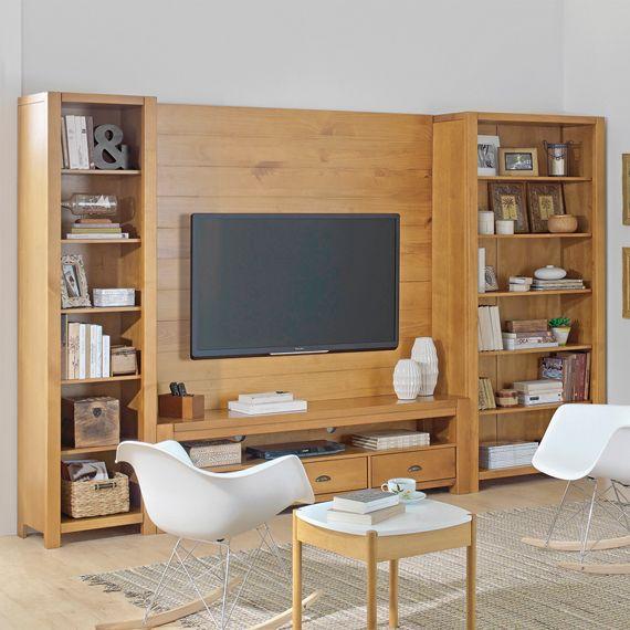 Sala de estar e TV  BRUT BIS RACK - Tok&Stok