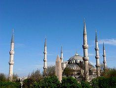 Estambul, Pavo, Constantinopla