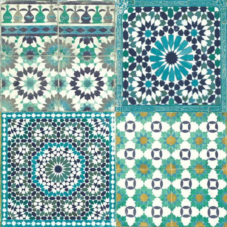 Tapet BA2503 Tiles