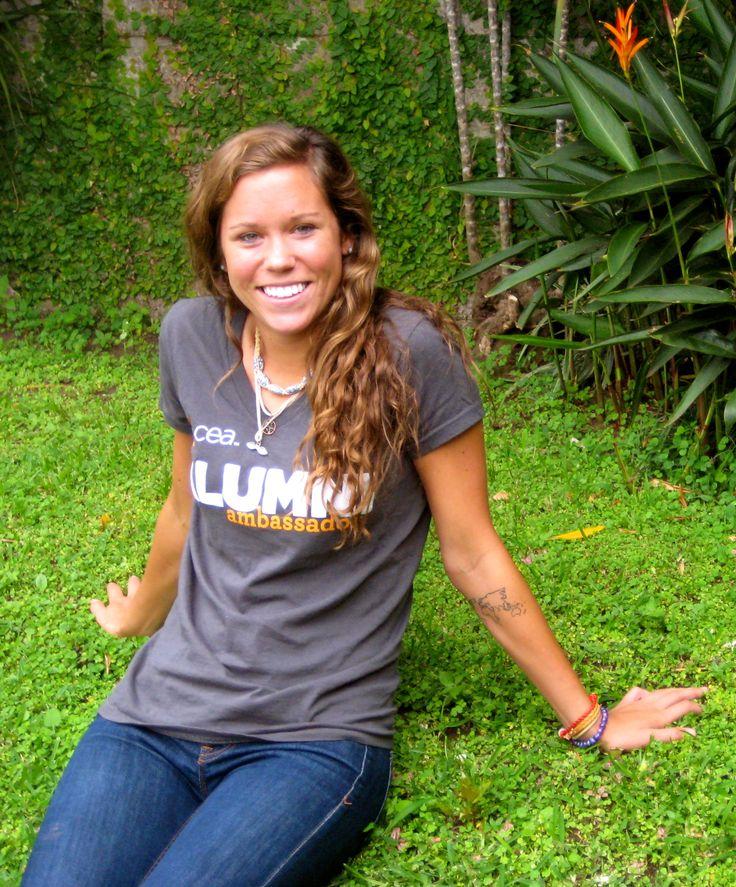 Macey Hallstedt Internship in San Jose, Costa Rica http://purestvida.blogspot.com/