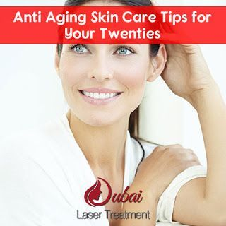 Laser Skin Care Treatments : Anti Aging Skin Care Tips for Your Twenties