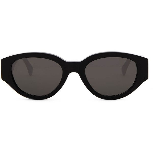 SUPER Drew Mama Sunglasses ($190) ❤ liked on Polyvore featuring accessories, eyewear, sunglasses, acetate glasses, retrosuperfuture sunglasses, acetate sunglasses, retrosuperfuture and retrosuperfuture glasses