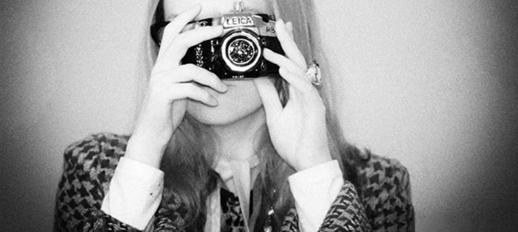 LEICA ME. Me with a gifted Leica ornament, shot by Nathalie Michel. #throwback