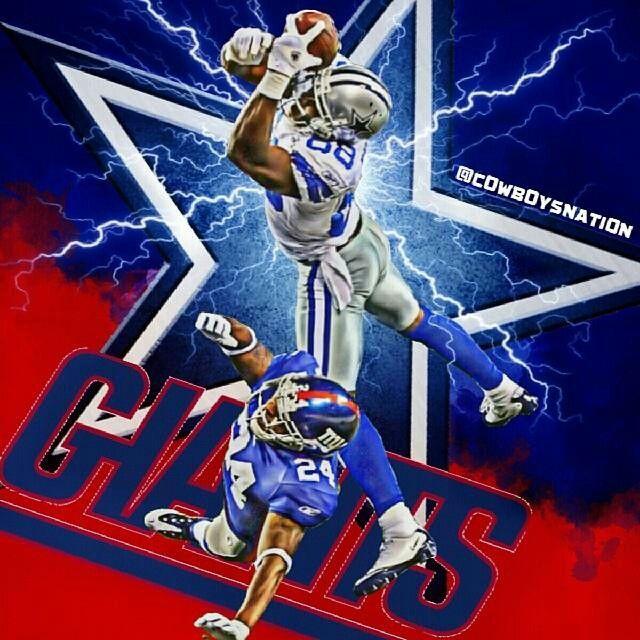 Dallas Cowboys vs. Giants 11/24/2013
