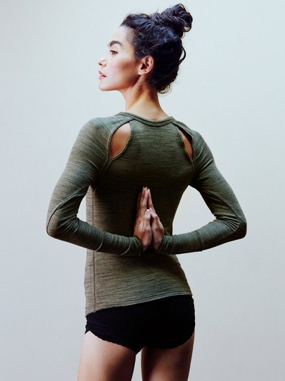 FP Movement Peekaboo Layering Top