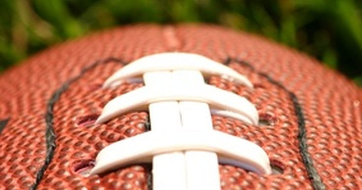 Becoming a good receiver in football takes practice and repetition. Whether you're a wide receiver, tight end or running back, catching drills will improve your hands and reactions to every ball thrown at you. Catching drills do not require an entire football field; some can work in your backyard. If you want to improve your receiving...