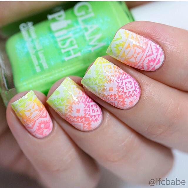 Mejores 47 imágenes de Nails en Pinterest | Diseños de uñas, Uñas ...