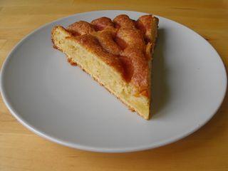 Ovocný koláč zo špaldovej múky