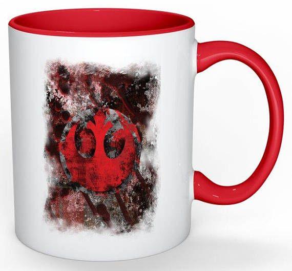 Rebel Logo Star Wars Coffee Mug