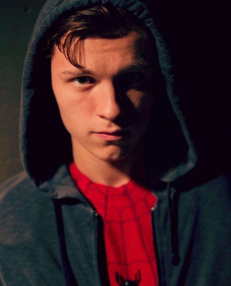 Peter Parker Tom holland