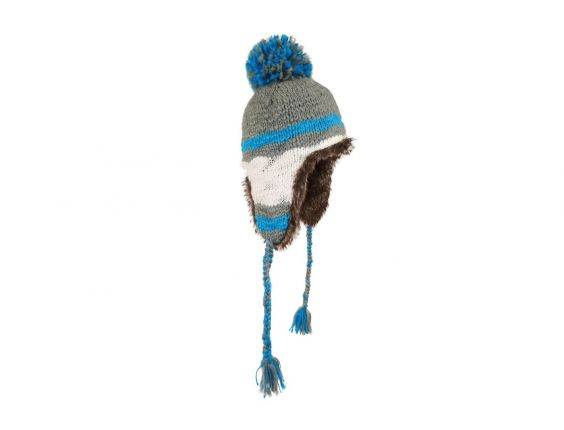 Bonnet Cold Péruvien Gris #bonnet #ski #rentree #rmountain