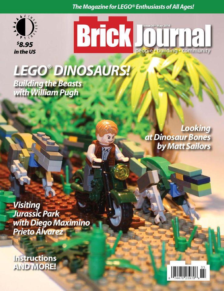 BrickJournal #39 by TwoMorrows Publishing - issuu