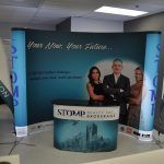 Our team of design experts is here to guide you in crafting responsive trade show display designs.Make sure you work with the leading trade show display specialist in the local Toronto market place. Give our team a call today to begin your upcoming campaign.