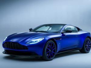 DB11 Q by Aston Martin shows off bespoke service