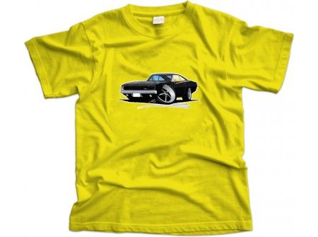 Dodge Charger Car T-Shirt