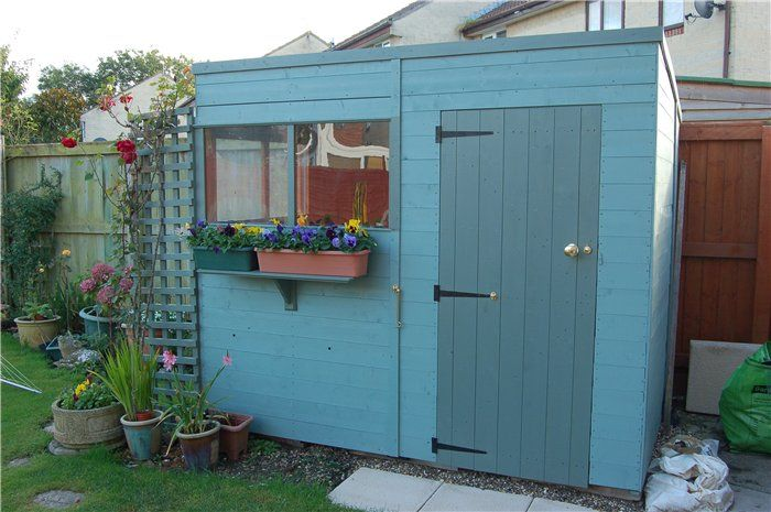 Share this post:1201002 So you have just bought and built a new shed, and it is now time to make it look good and give it a finish. There are two main reasons for painting wooden shed: to decorate and style it and to protect the wood. Here are some helpful tips that you can follow when painting […]