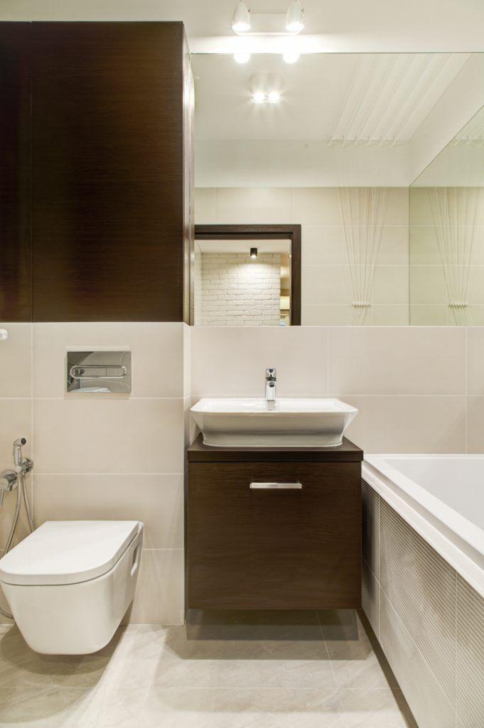 Urządzasz wnętrze łazienki? Nie bój się drewna!   Archemon – Architektura, Design, Inspiracje