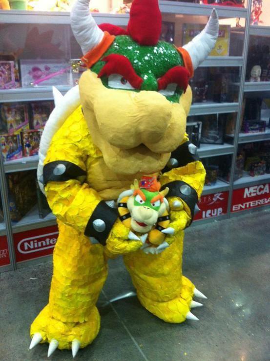King Koopa [Bowser] - Denki Jones(Denki) Koopa Cosplay Photo - Cure WorldCosplay