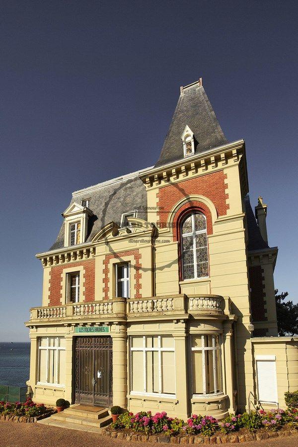 Les 12 meilleures images du tableau dinard villas architecture belle epoque sur pinterest - Office de tourisme de dinard ...