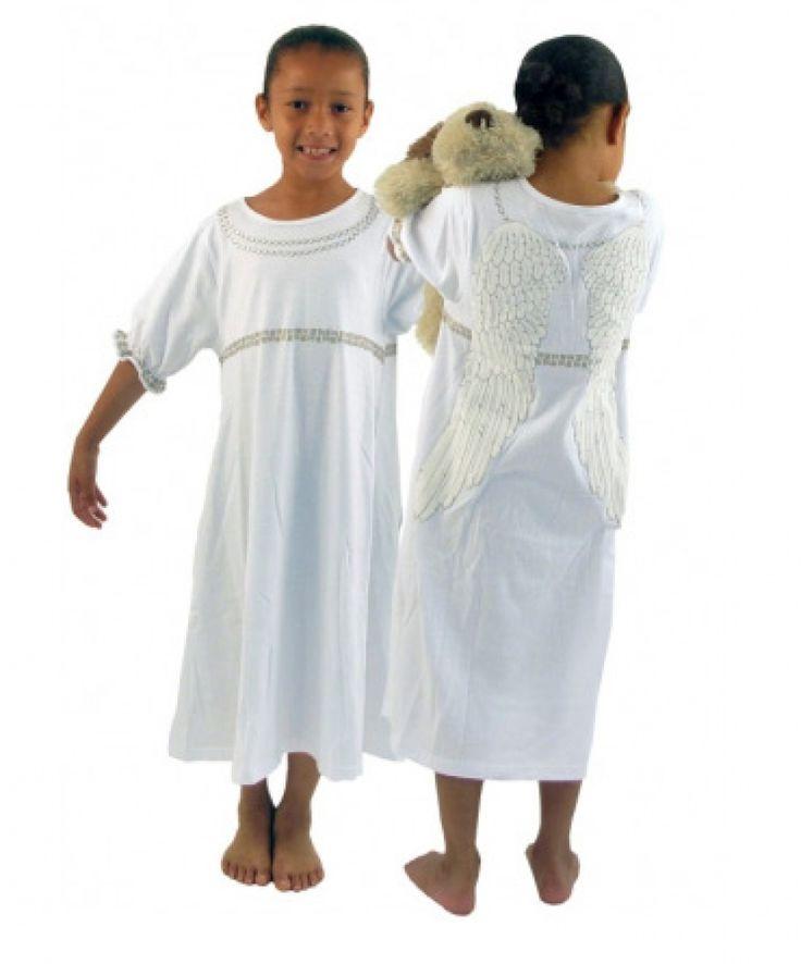 Детский костюм ангела, для девочек и мальчиков — http://fas.st/IKZvYW