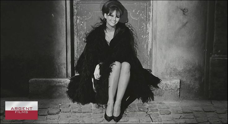 Claudia Cardinale, 8 and 1/2 directed by FedericoFellini