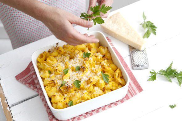 Gezonde macaroni met kaas | Eten-En-Drinken | Netherlands
