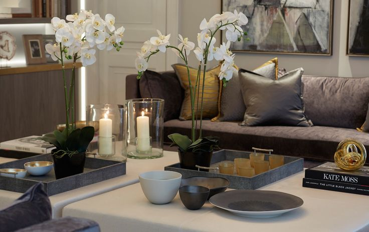 Belgravia Grand Townhouse, Luxury Interior Design | Laura Hammett