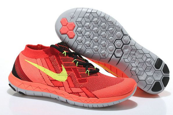 Mens Original Nike Free 3.0 V2 Flyknit