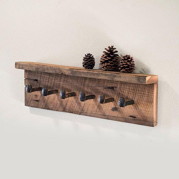 Best 25+ Coat rack with shelf ideas on Pinterest