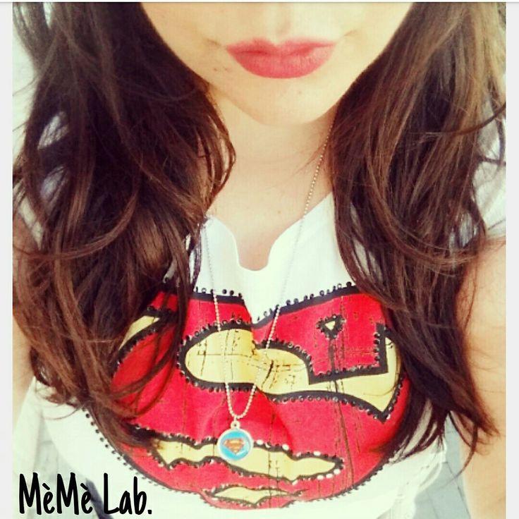 Ogni Donna dovrebbe esserci il Supereroe di sé stessa  Oggi così con Accessori MèMè Lab. www.memelabaccessori.com