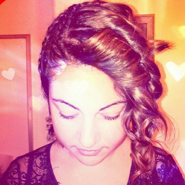 #trecce #piegaglamour #hairstyle by #treccemania & #treccinefashion #thebestintown #roma #professionali #donne #iniziativafavoredelledonne #Capelli #capelliraccolti #lowcost #parrucchiere #hairstylist #acconciatura #domicilio #girls #naturalhair #instahair #look #fallowers #likeforlike #picoftheday #instaitalia #italianbeauty #blog --> www.treccemania.blogspot.com