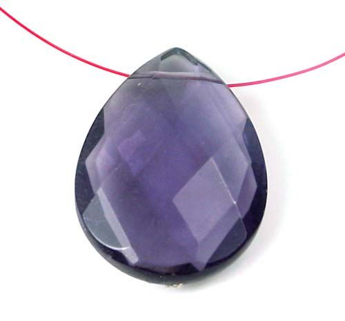 35 best airy from bravely default cosplay images on pinterest 40 x 30 mm amethyst glass quartz faceted teardrop pendant aloadofball Choice Image
