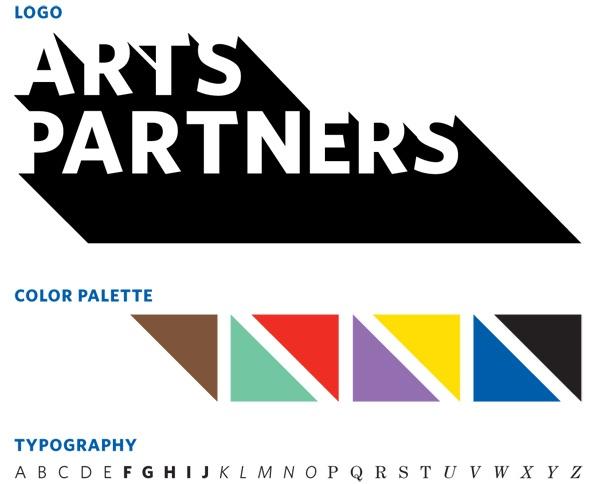 Arts Partners Brand Standards Manual | Frances MacLeod
