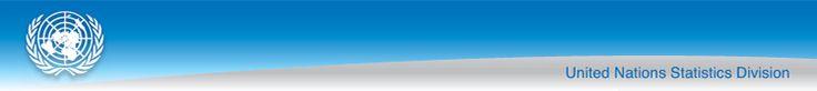 United Nations Statistics Division - Fundamental Principles of Official Statistics