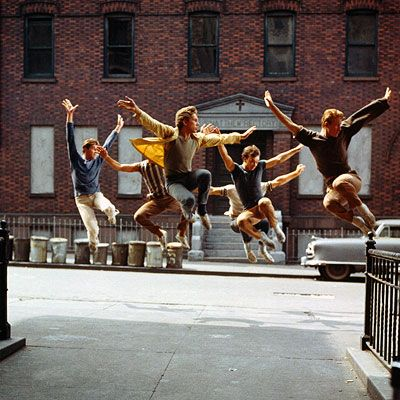 West Side Story - The Jets (Opening Sequence)