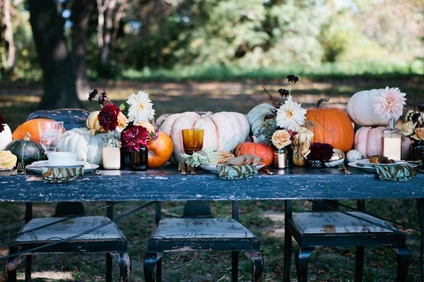12 Fall Table Settings To Welcome the New Season