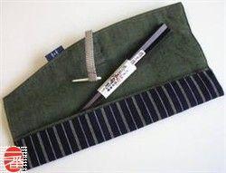 Chopstick Bag Made of Aizu Cotton Japan's Best to You