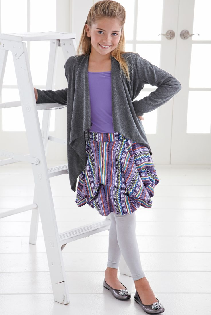 Tween Girls Clothing | Beauty Clothes
