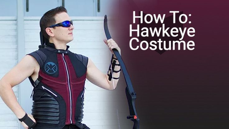 The making of Hawkeye's costume completely custom by Mike of A to Z Cosplay.