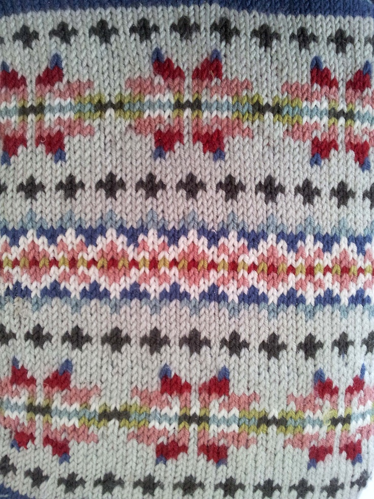 21 best Debbie Bliss Fair Isle Knits images on Pinterest | Fair ...