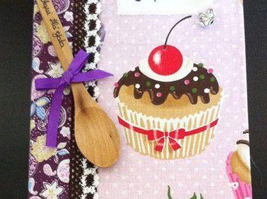 Livro de Receitas Médio Cupcakes Rosa | Aqui há Gata Receitas Simples www.aquihagata.com/pt/livro-de-receitas-medio-cupcakes-rosa