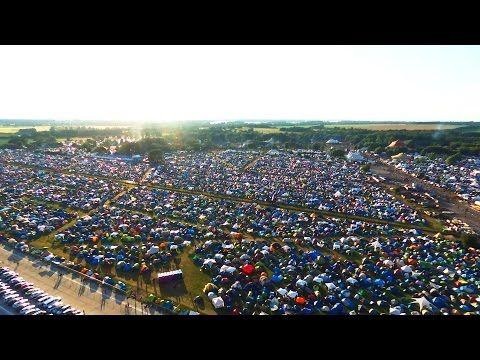 FUSION FESTIVAL 2016 ФУЗИОН 20 Jahre - YouTube