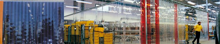 Sana Flex PVC Strip Curtains - We are one of the fast growing specialists in supply and manufacturing of pvc strip curtains, pvc sheet, pvc strip rools, industrial curtains and welding curtains in chennai, india