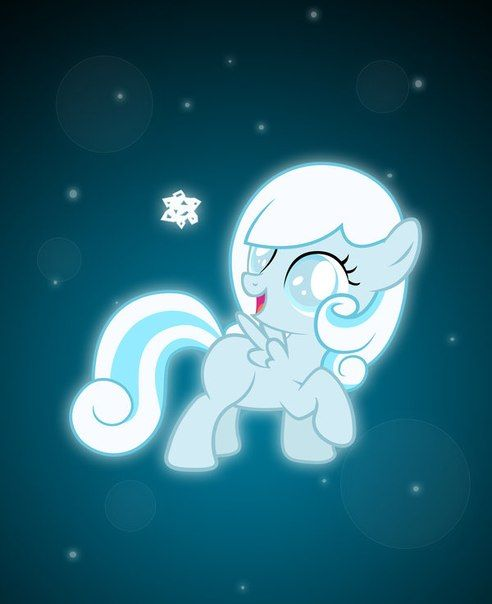 Snowdrop MLP | My little pony |Snowdrop| :D updated the community photo