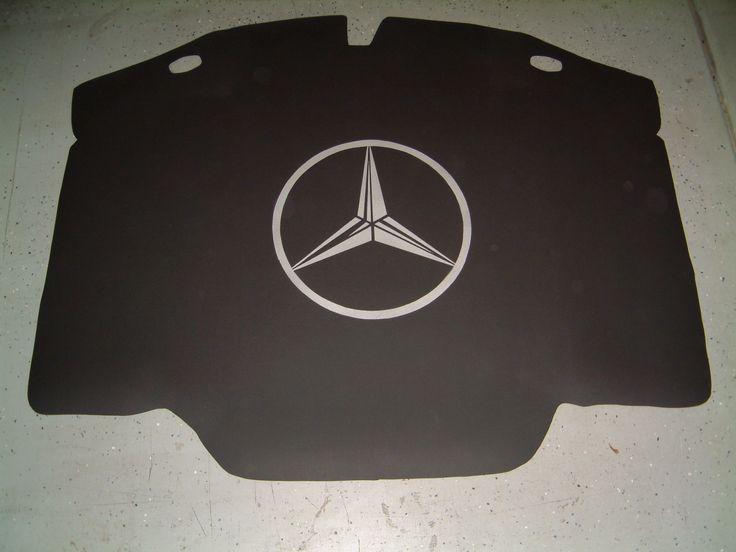 1990-2002 Mercedes R129 SL Hood Liner / Pad